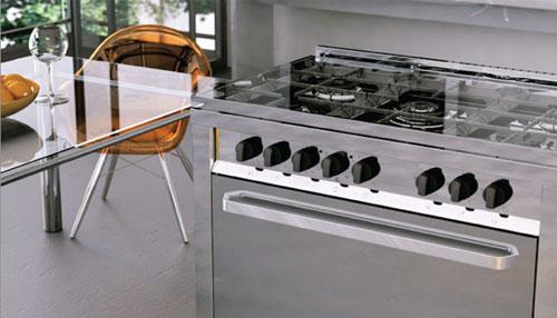 Плиты, духовки, варочные панели Bompani